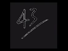 43einhalb Gutschein