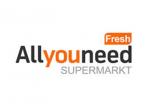 Allyouneed Fresh Gutschein