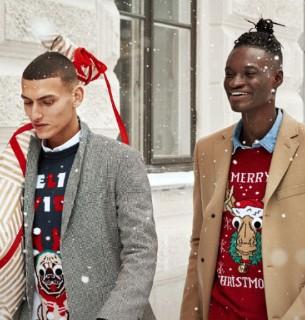 H&M Weihnachtsgeschenk